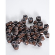 Brown Silicone Micro Rings